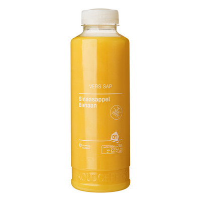 Huismerk Vers sap sinaasappel-banaan