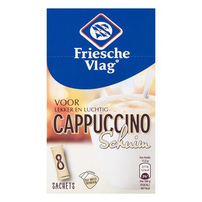 Friesche Vlag Cappuccino schuim