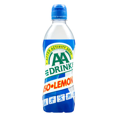 AA Drink ISO lemon