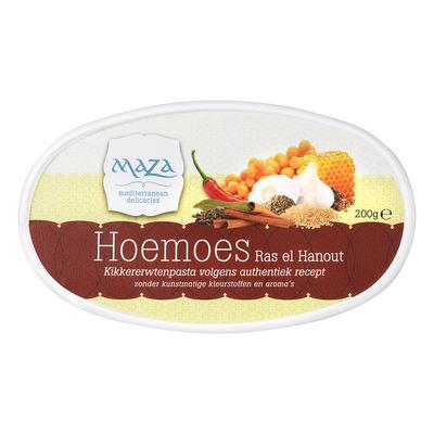 Maza Hoemoes ras el hanout
