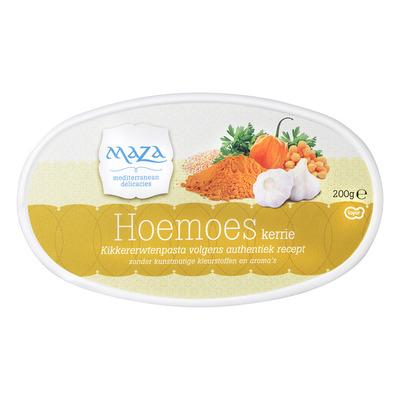Maza Hoemoes kerrie