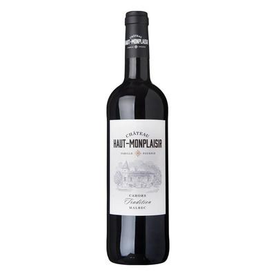 Château Malbec vin biologique