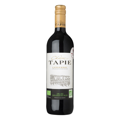 Château Tapie vin biologique