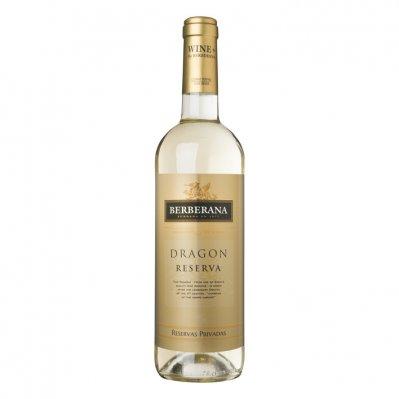 Berberana White dragon reserva chardonnay macabeo