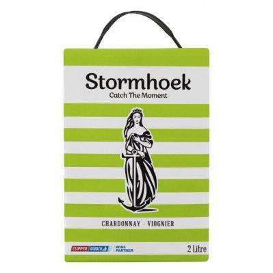 Stormhoek Chardonnay Viognier bag in box