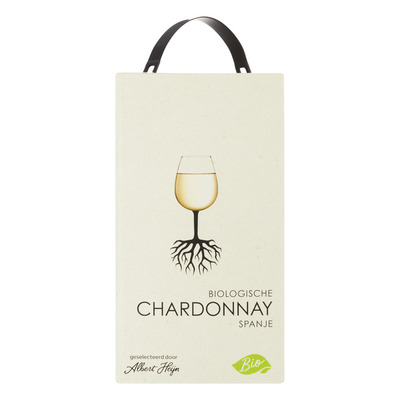 Huismerk Biologisch Chardonnay bag in box