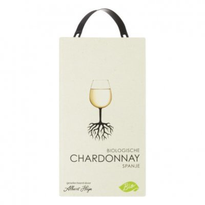AH Biologisch Chardonnay bag in box
