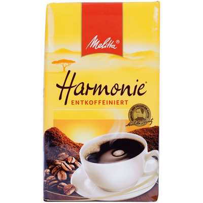 Melitta Harmonie cafeïnevrij snelfiltermaling