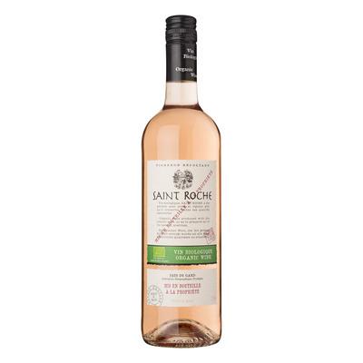 Saint Roche Rosé vin biologique