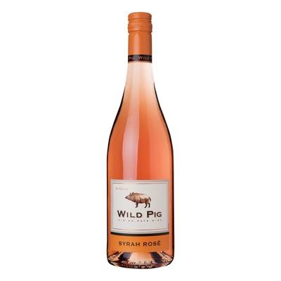 Wild Pig Syrah rosé