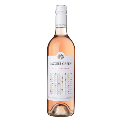 Jacob's Creek Moscato rosé