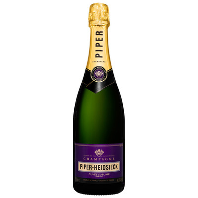 Piper Heidsieck Champagne cuvée sublime