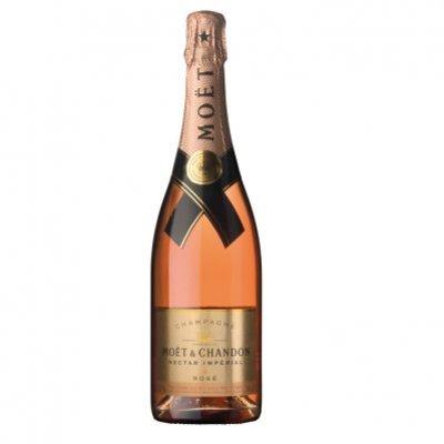Moët & Chandon Champagne nectar impérial rosé