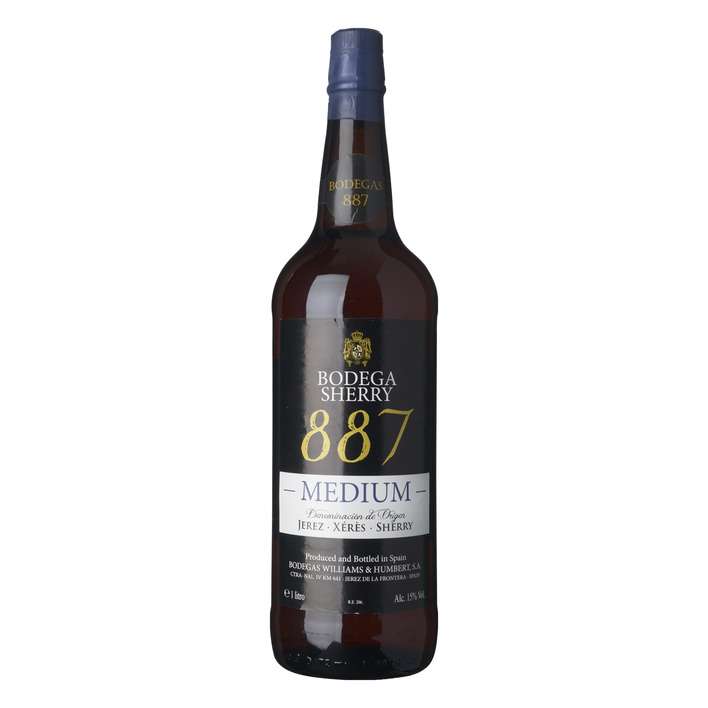 Sherry 887 Medium