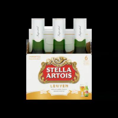 Stella Artois Premium Pils Bier Flessen