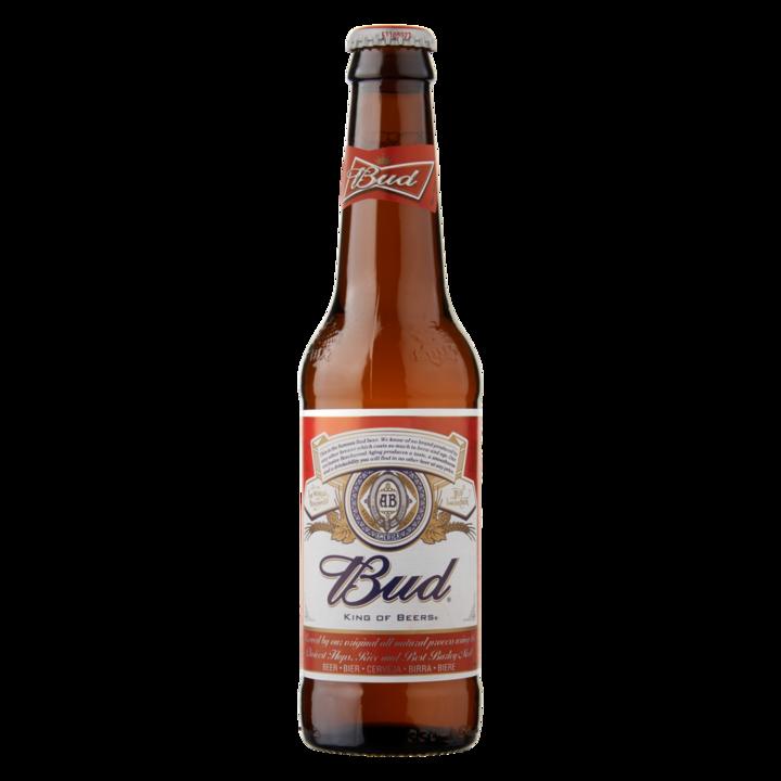 Bud Bier Fles