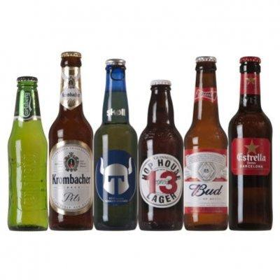 World of Beers Geschenkverpakking