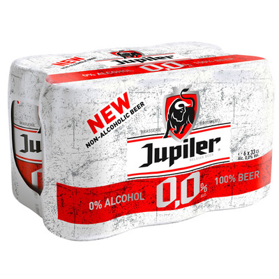 Jupiler Non alcohol