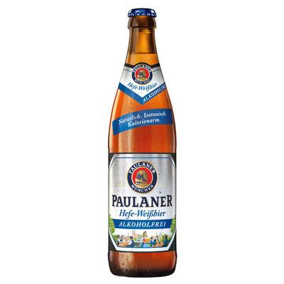 Paulaner Weissbier alkoholfrei