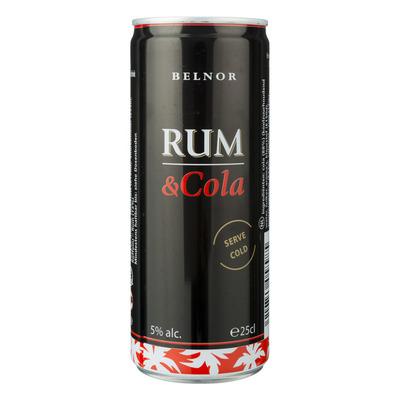 Belnor Rum & cola