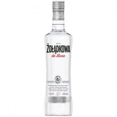 Zoladkowa Gorzka Czysta de luxe vodka