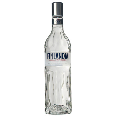 Finlandia Vodka wit