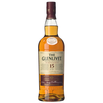 The Glenlivet French Oak Reserve 15 Years Old