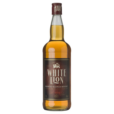 White Lion Scotch Whisky