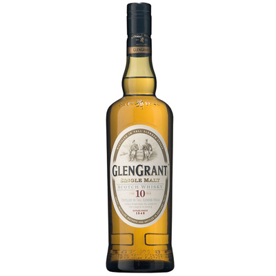 Glen Grant Single malt Scotch whisky 10 years