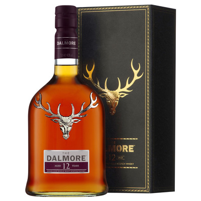 Dalmore Single malt Scotch whisky 12 years