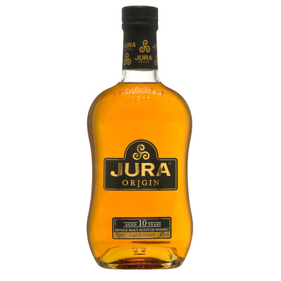 Isle of Jura Single malt whisky 10 years