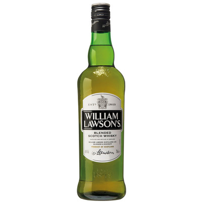 William Lawson's Blended Scotch whisky