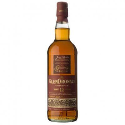 GlenDronach Single malt Scotch whisky 12 years