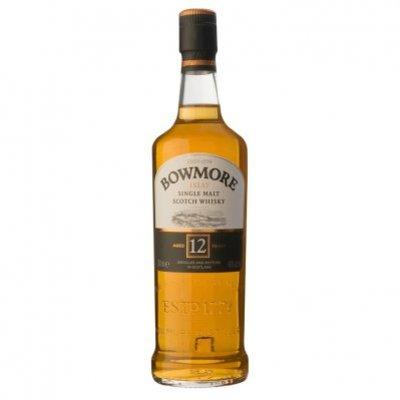 Bowmore Single malt Scotch whisky 12 years
