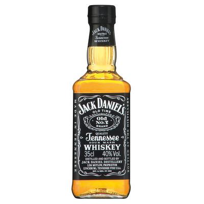 Jack Daniels Tennessse sour mash whiskey