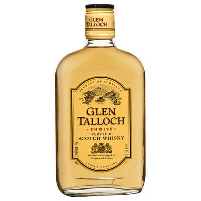 Glen Talloch Choice very old Scotch whisky
