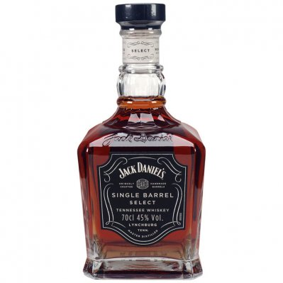 Jack Daniels Single barrel select Tenessee whiskey
