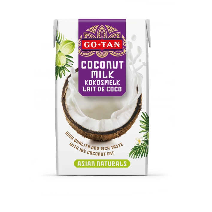 Go-Tan Coconut milk