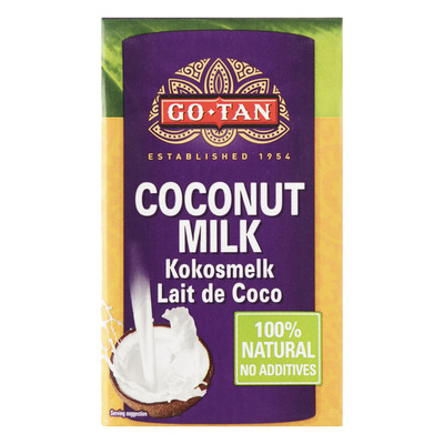 Go-Tan Coconut milk