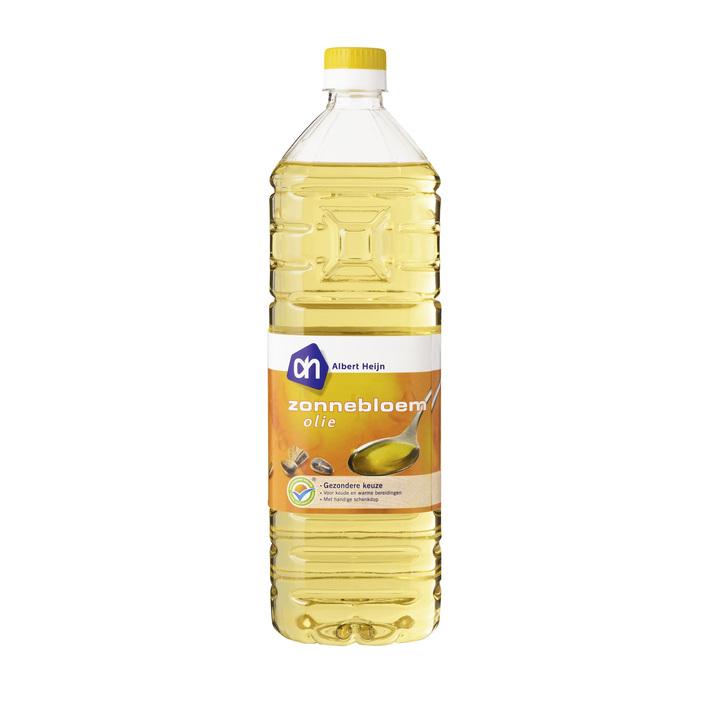 Huismerk Zonnebloemolie