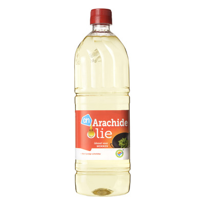 Huismerk Arachide olie