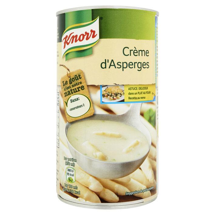 Knorr Asperge-crèmesoep