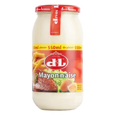 Devos Lemmens Mayonaise ei
