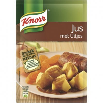 Knorr Mix jus met uitjes