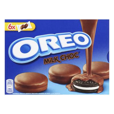 Oreo Biscuits omhuld met melkchocolade
