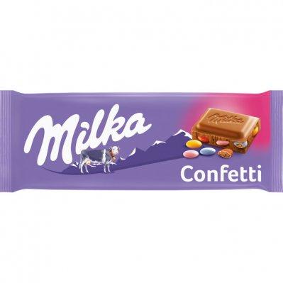 Milka Reep confetti
