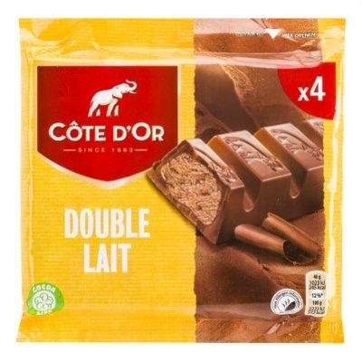 Côte d'Or Reep double lait