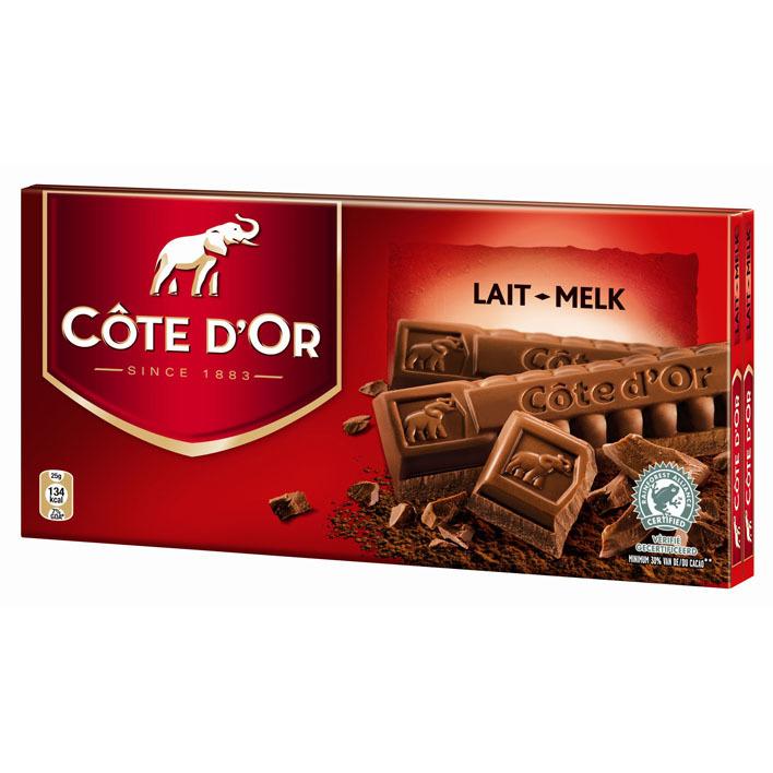 Côte d'Or Tablet melk