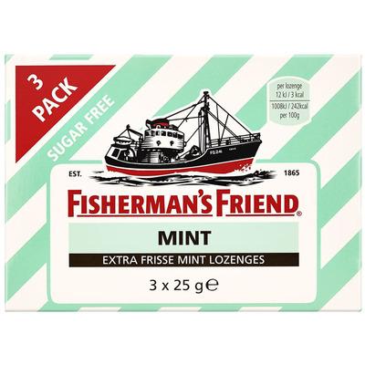 Fisherman's Friend Mint sugarfree