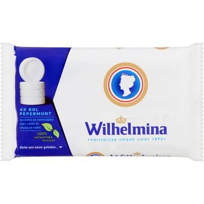 Wilhelmina Pepermunt 4-pack
